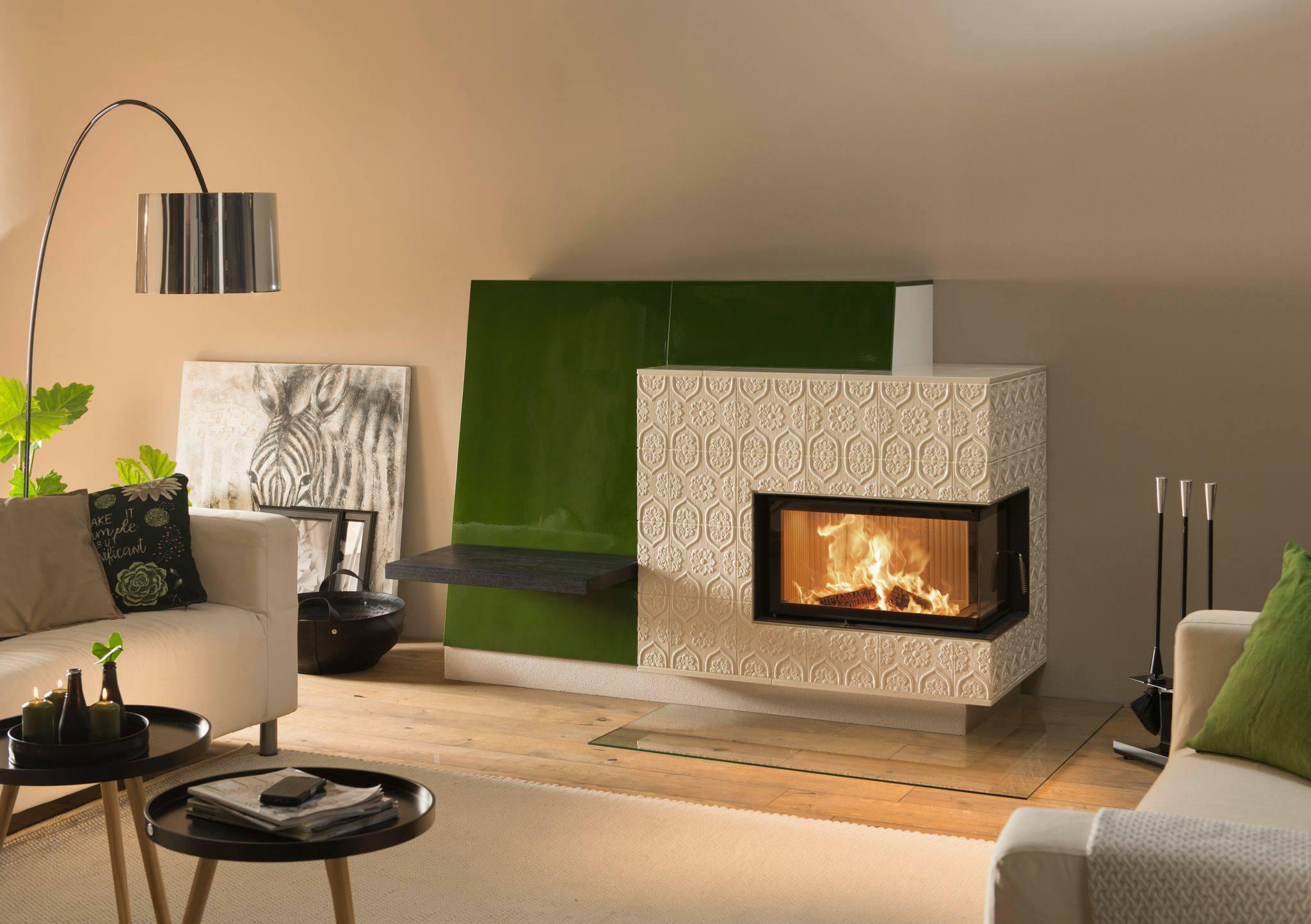 kachel und kamin dekor kamin wandgestaltung kachel idee kamin grau kamin mit kacheln. Black Bedroom Furniture Sets. Home Design Ideas